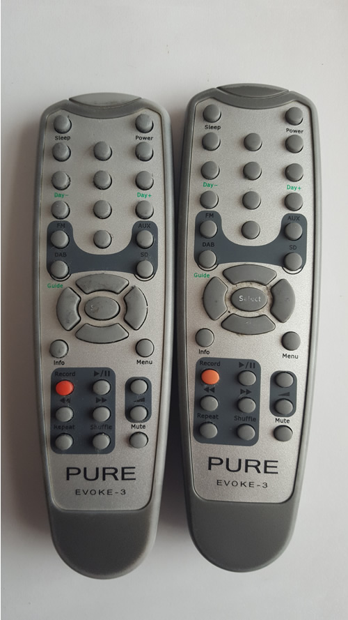Pure Evoke 3 radio