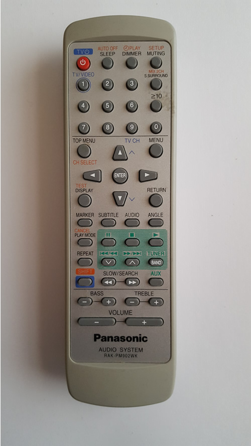 Panasonic SA- PM08 - RAK-PM902WK