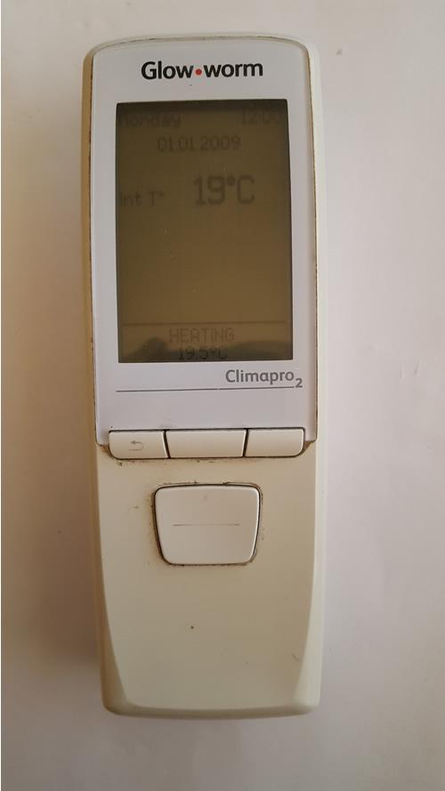 Gloworm Climapro 2
