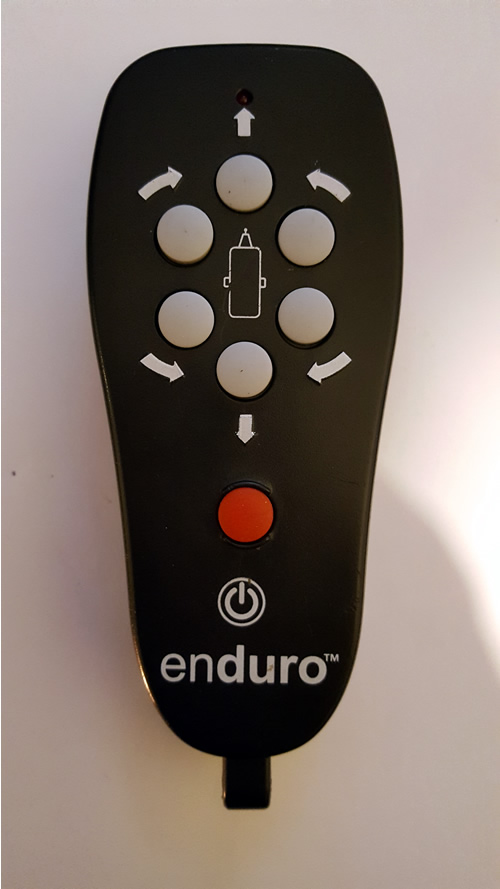 Enduro caravan EM103