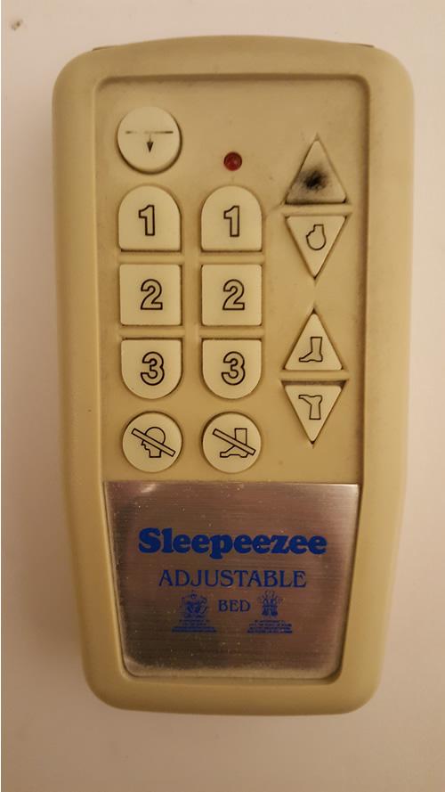 Sleepeezee Adjustable Bed