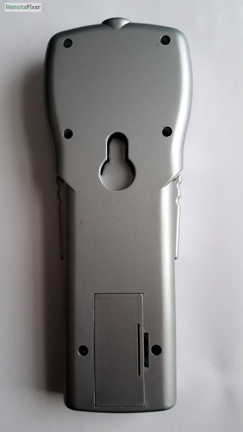 back of controller