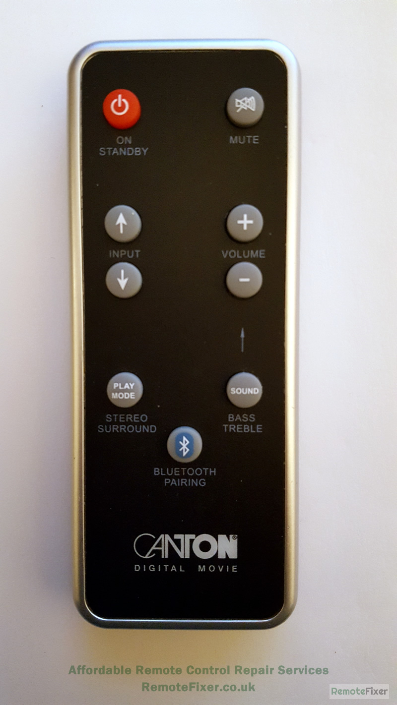 canton remote repair