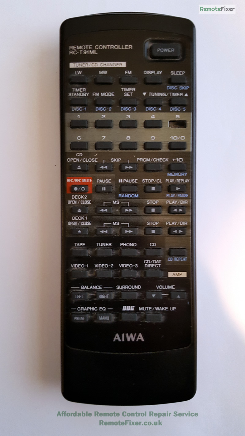 AIWA RC-T91ML