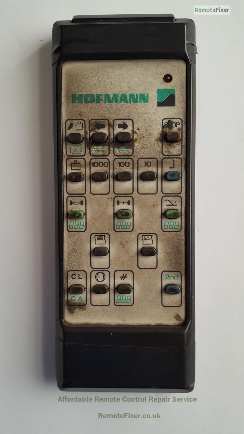 hofmann remote control repair