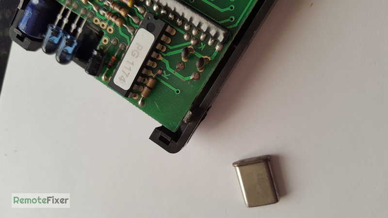 detached oscillator