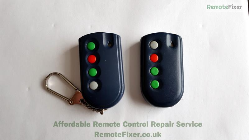 garage door remote repairs
