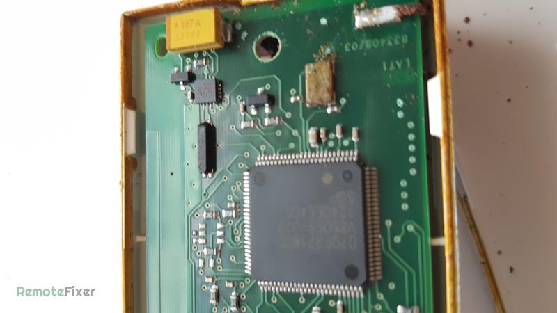 bad oscillator