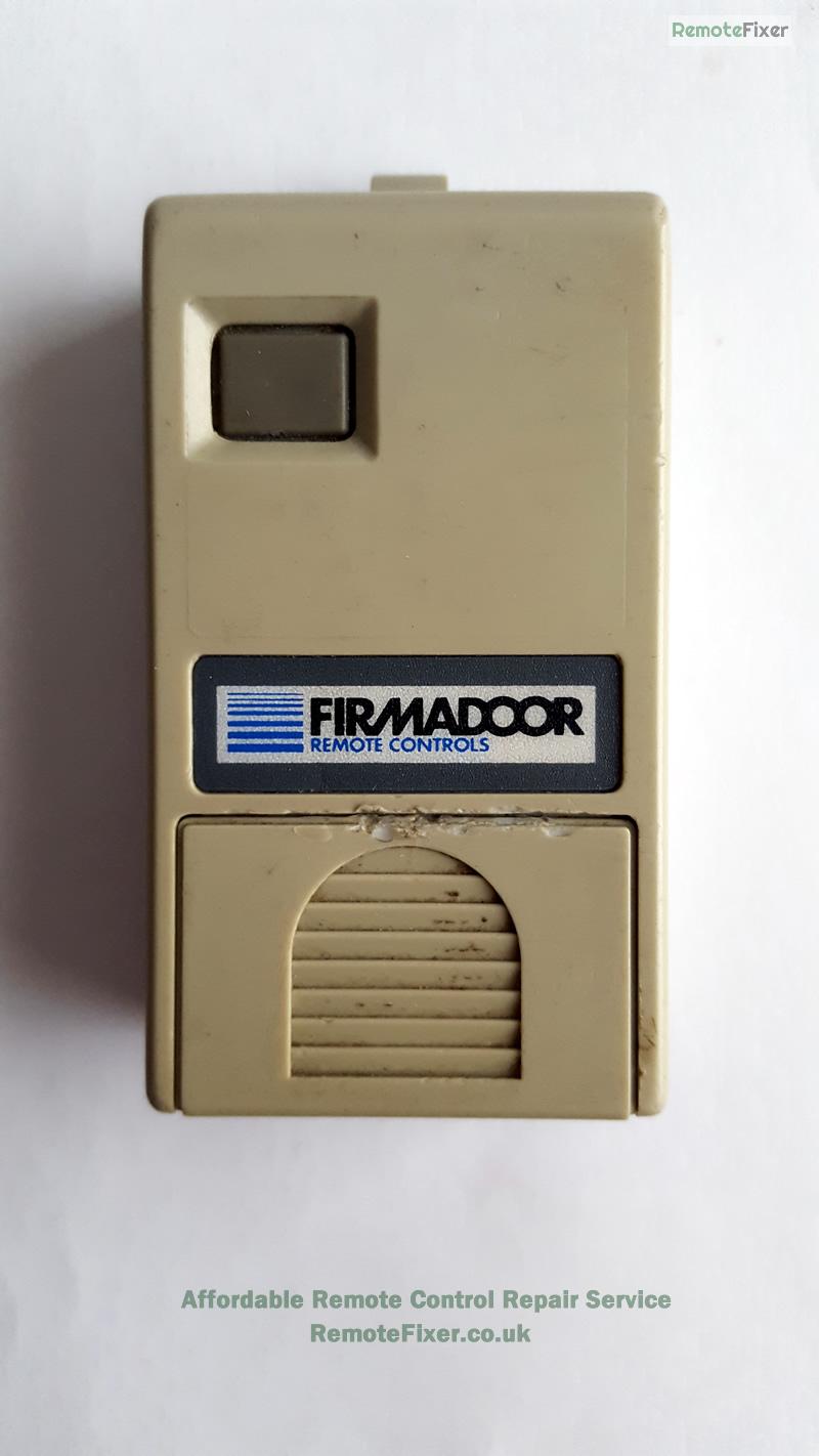 Firmadoor PTXA-1