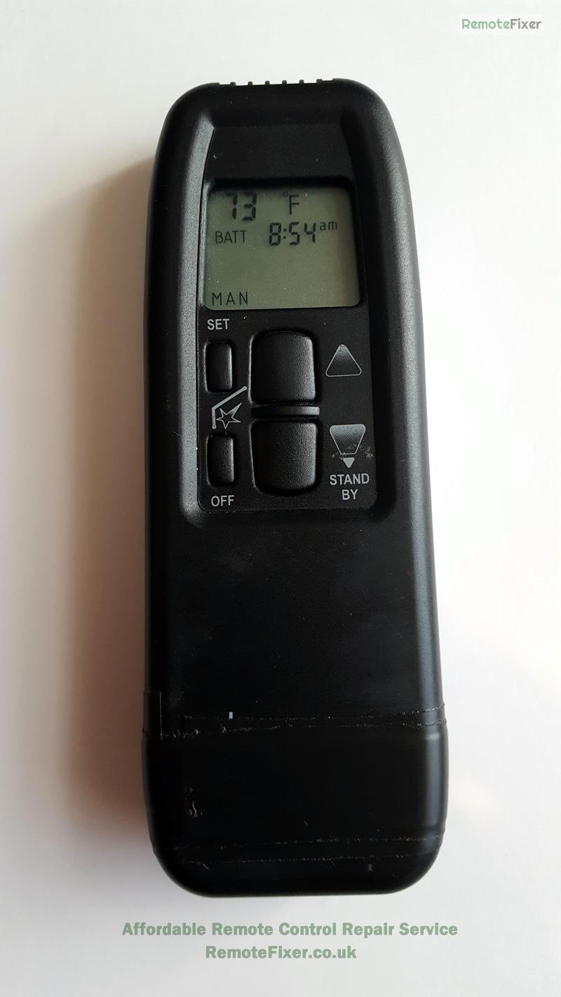 gazco remote control