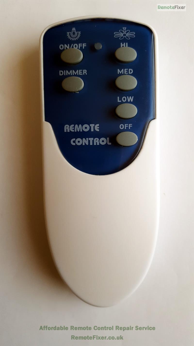 aircon remote repair