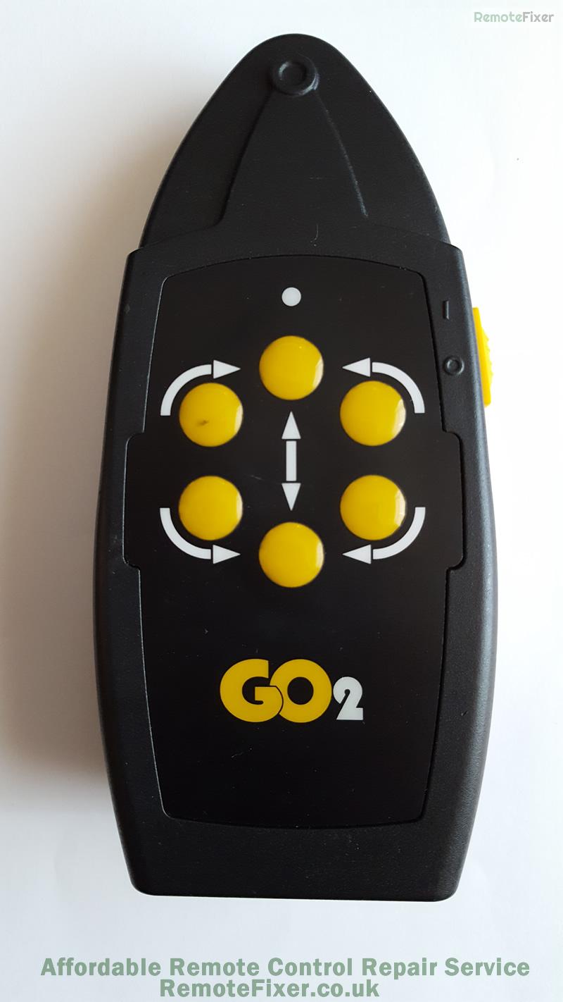 go2 remote repair