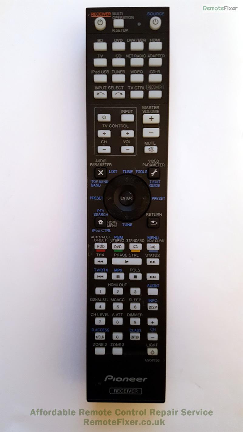 Pioneer AXD7592