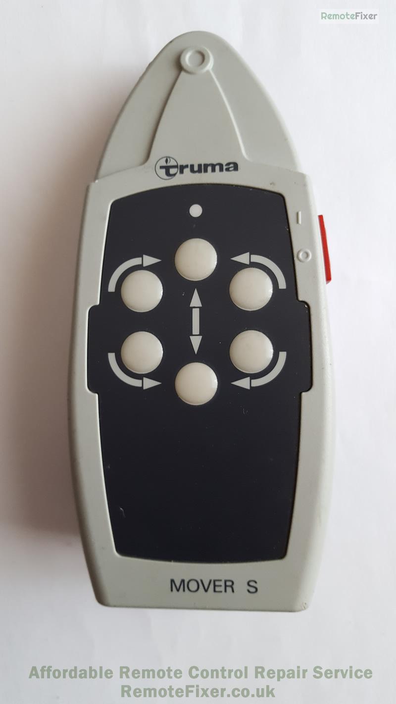 truma remote repair