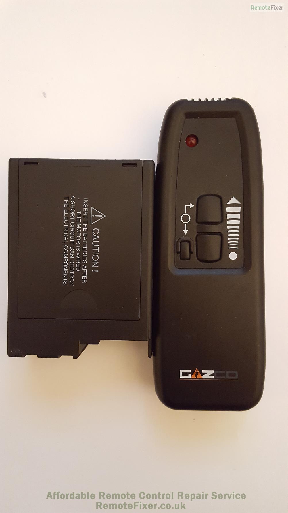 Gazco Merton Maxitrol G30-ZRHSO & G30-ZRRS