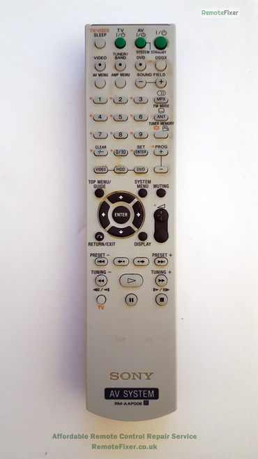 Sony RM-AAP006