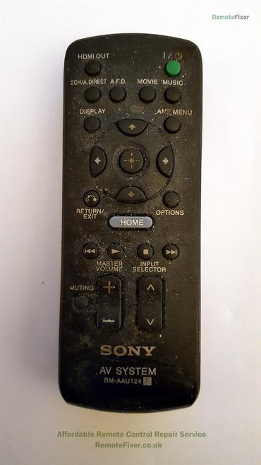 Sony RM AAL124