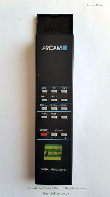 Arcam Delta 110 Digital Preamplifier