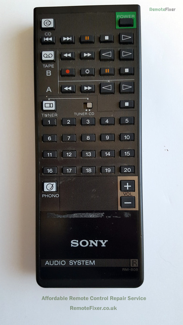 Sony RM-808