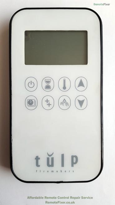 Mertik Maxitrol B6R-H8TL3W Remote