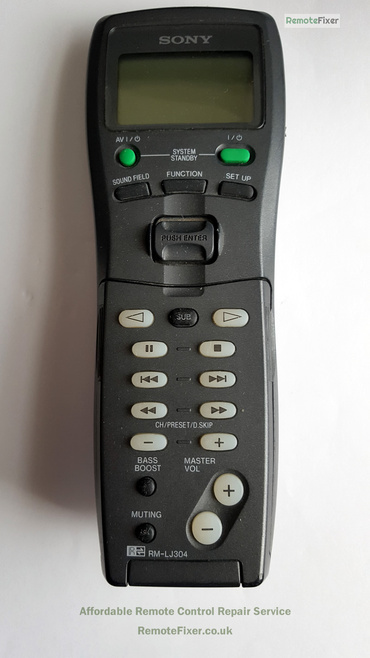 SONY RM-LJ304