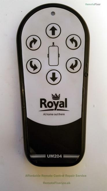 ROYAL  UM204