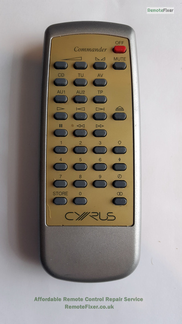 Cyrus Commander