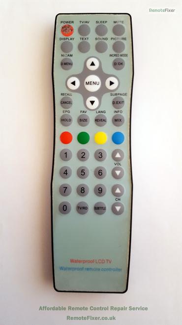Bathroom TV TKW128-17D/TKW168(M)-17D
