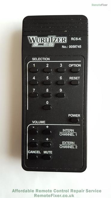Wurlitzer RCS-K 0059745