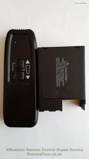 Mertik Maxitrol G30-ZRRS receiver and G30-ZRHSO transmitter
