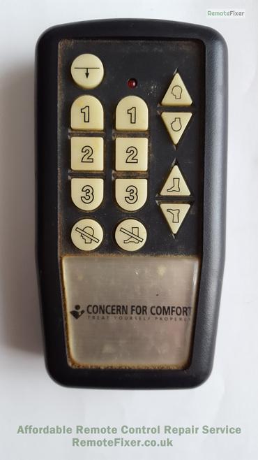 Concern for Comfort t113519 d/c 9806