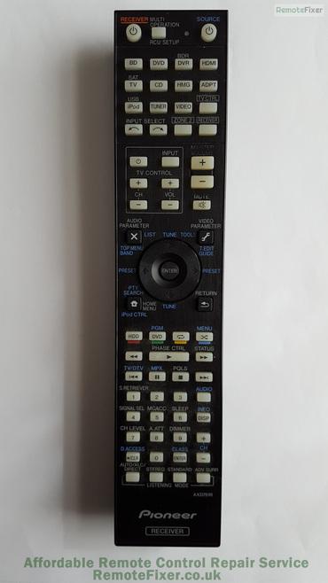 Pioneer AXD7616