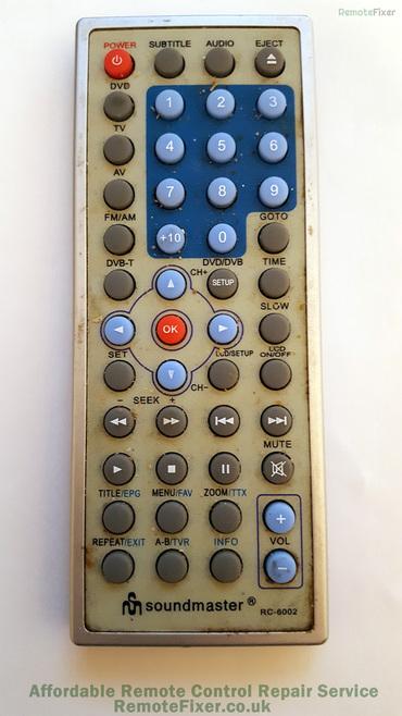 Soundmaster RC-5002